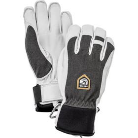 Hestra Army Leather Patrol Gloves 5-Finger koks